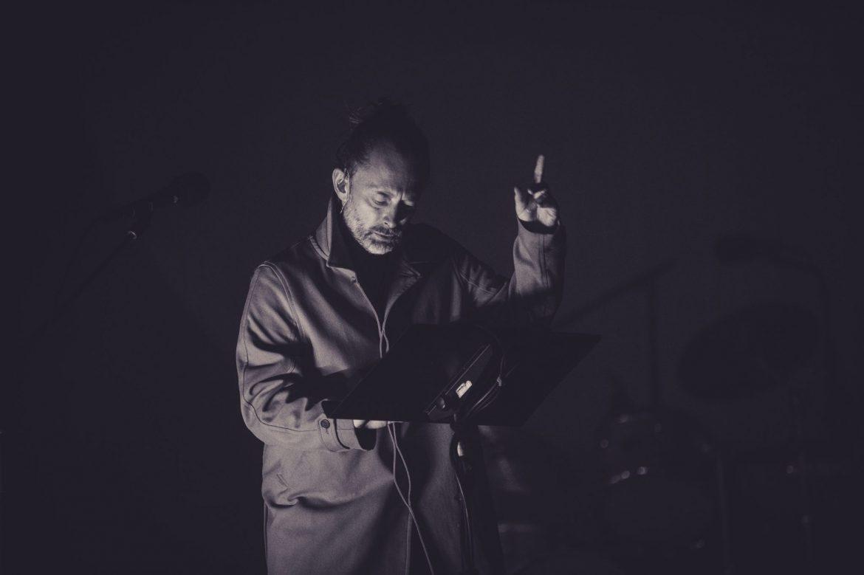 Lider Radiohead oddał hołd MF Doomowi