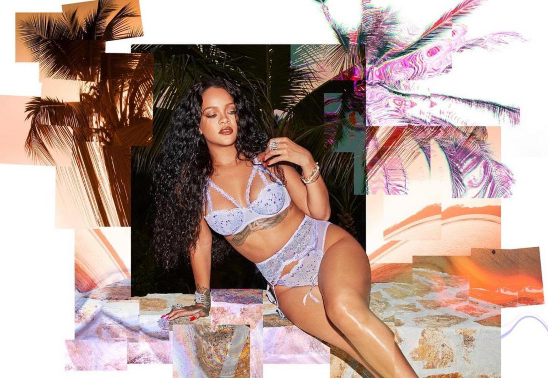 Rihanna pokazała zdjęcie w bikini z sylwestra
