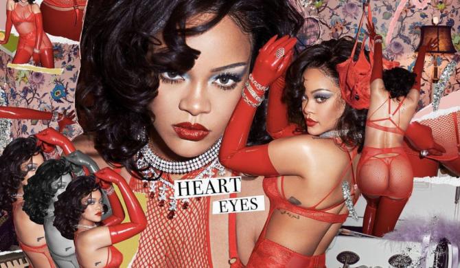 Rihanna w mega seksownej reklamie bielizny Savage X Fenty