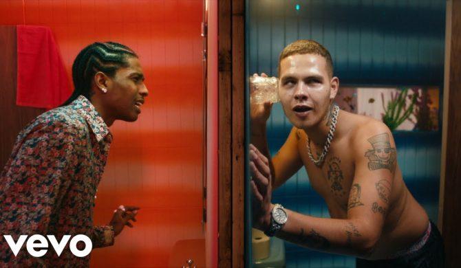 slowthai i A$AP Rocky łączą siły we wspólnym kawałku