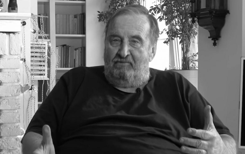 Krzysztof Kowalewski nie żyje. Polscy raperzy żegnają gwiazdę kina