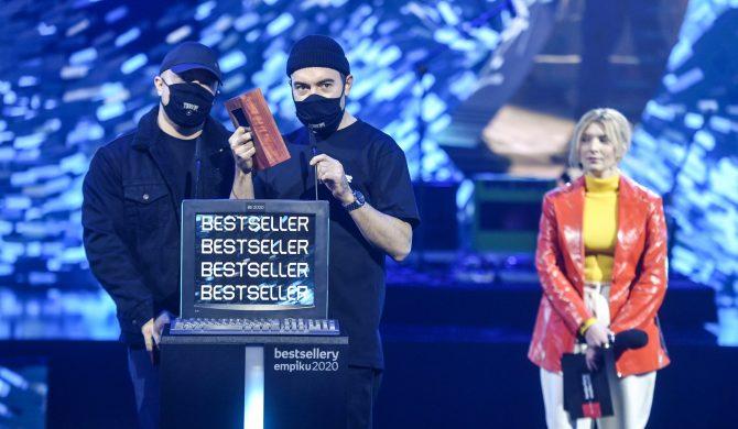 Bestsellery Empiku: Rapowi artyści zwyciężają w kategoriach odkrycie i wydarzenie roku. Nosowska z nagrodą w kategorii Literatura Piękna