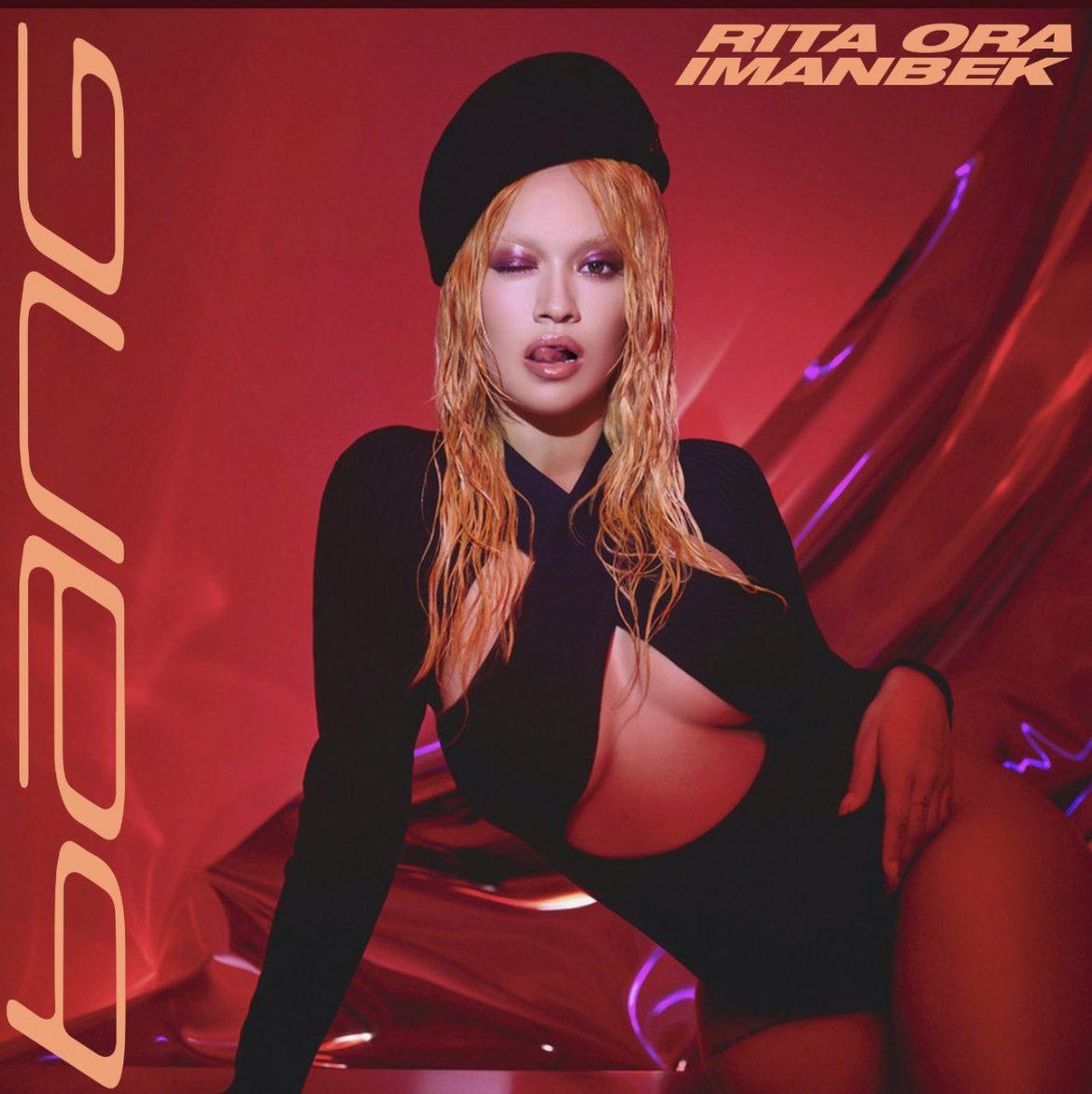 Rita Ora zapowiada EP-kę seksownym nagraniem