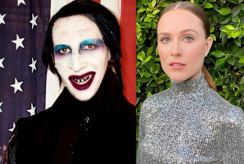 Kolejne oskarżenia Evan Rachel Wood wobec Mansona. Według niej muzyk jest antysemitą i malował swastyki na jej nocnym stoliku