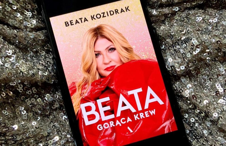 Beata Kozidrak w czasie pandemii spełniła swoje marzenie. Wkrótce do sklepów trafi jej autobiografia