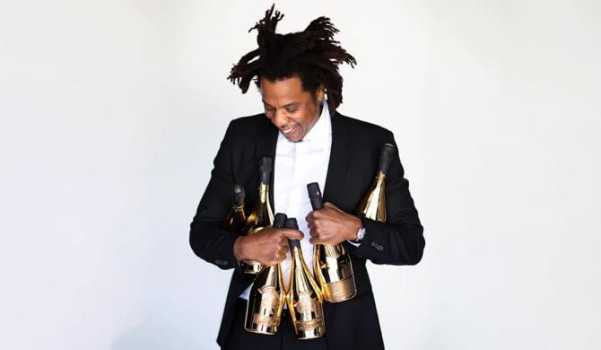 Słynna firma kupiła 50 procent udziałów w marce szampana Jaya-Z