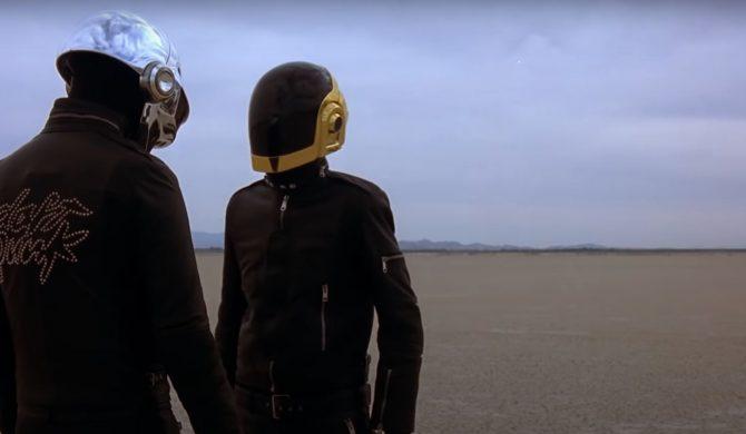 Daft Punk przechodzi do historii. Zespół opublikował pożegnalne nagranie