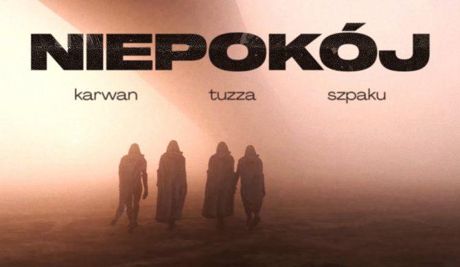 Szpaku i Tuzza w nowym singlu Karwana