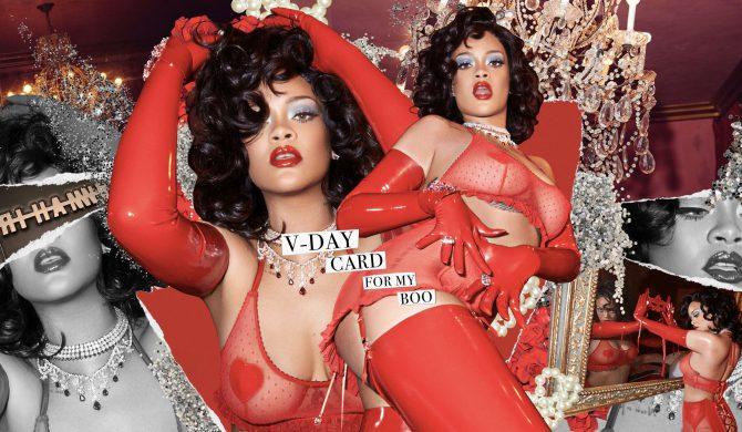 Rihanna rozpala zmysły zdjęciem topless