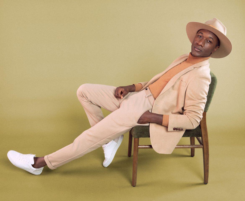 """Aloe Blacc prezentuje singel """"Other Side"""""""
