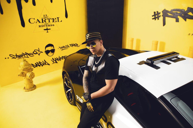 Daddy Yankee prosto z Miami u Kimmela