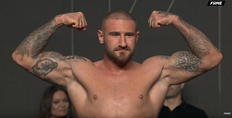 Kizo o kulisach zmiany formuły i przeciwnika na gali Fame MMA. Zaskakujące słowa rapera