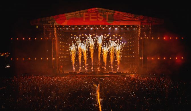 Straciliście już nadzieje na tegoroczne festiwale? FEST Festival ogłosił właśnie headlinerów tegorocznej edycji