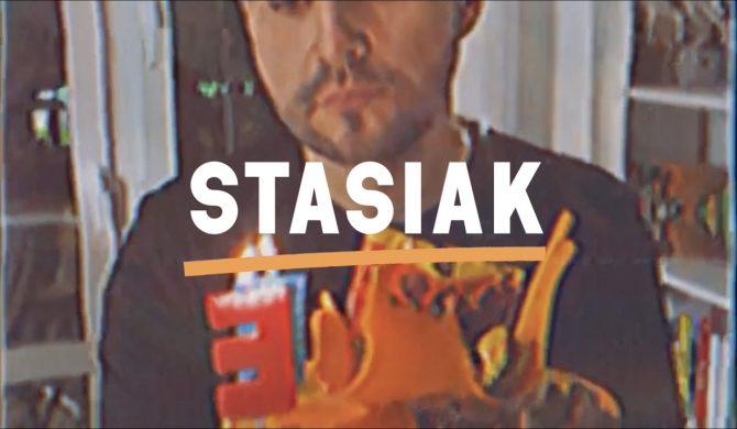 """Stasiak z remixem numeru """"38"""""""