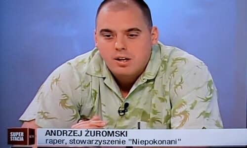 """Zawodnik MMA wagi muszej wyzywa Żuroma. """"Wyglądasz jak podstarzały, ulany, wyłysiały inwalida z przytułku dla umysłowo chorych w Choroszczy"""""""