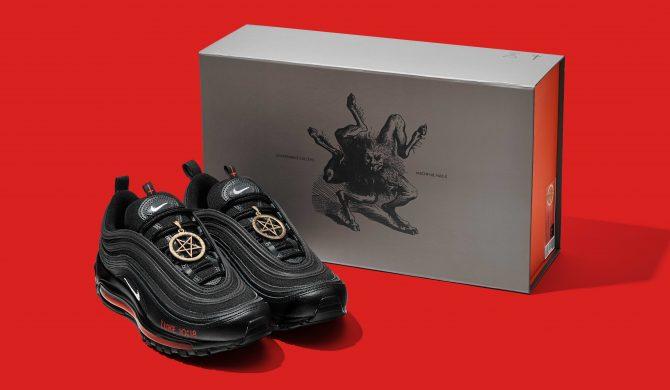 """Kali komentuje Satan Shoes z ludzką krwią: """"Brakuje tylko ejakulatu szatana"""""""