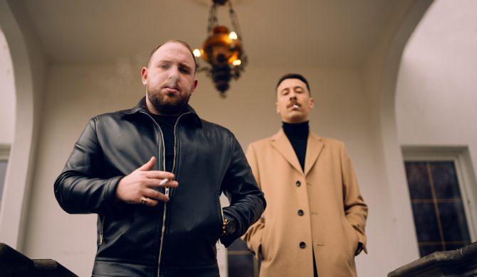 Weteran rodzimej sceny rapowej gościem Aviego i Louisa Villaina