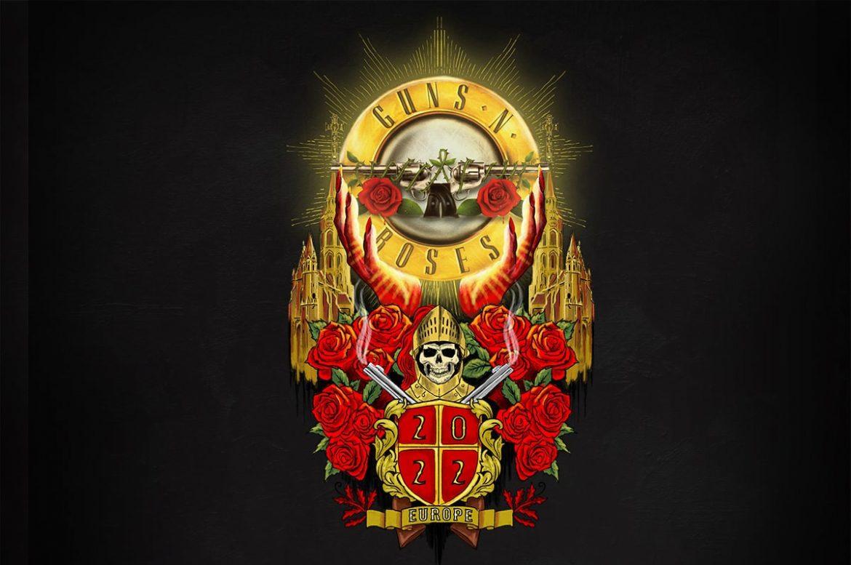 Guns N' Roses wracają do Polski