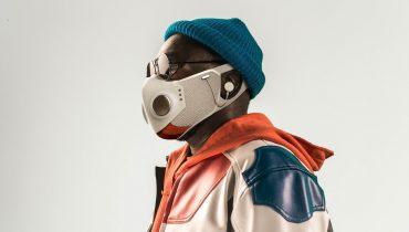 Futurystyczne maski zaprojektowane przez will.i.ama sprzedażowym hitem