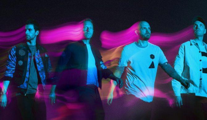 Coldplay zapowiada nowy singiel w… Warszawie