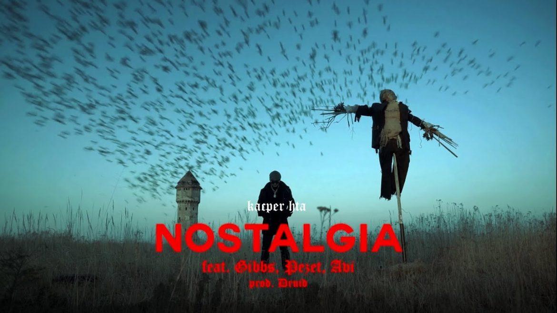 """Znakomici goście w """"Nostalgii"""" Kacpra HTA"""