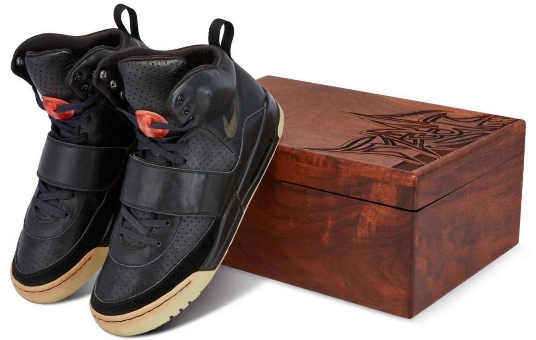 Prototyp Yeezy Kanye Westa najdroższymi butami na świecie