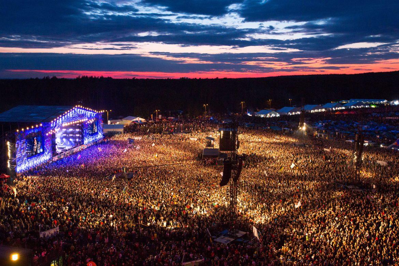 Pol'and'Rock Festival w nowym miejscu