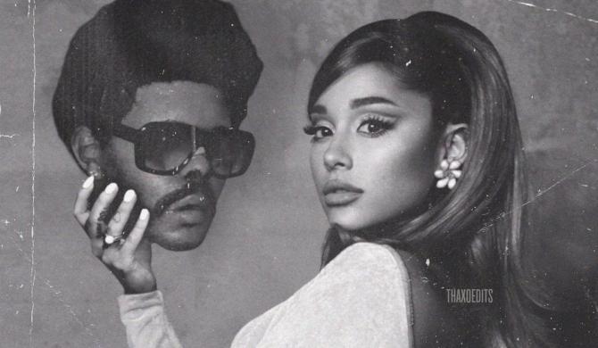 Ariana Grande w znakomitym remiksie hitu The Weeknd