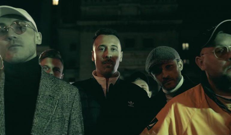 "Avi x Louis Villain w otoczeniu ""swoich ludzi"""