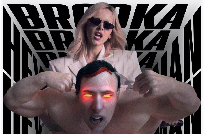 """Brodka kontynuuje temat ról płciowych w nowym teledysku """"Hey Man"""""""
