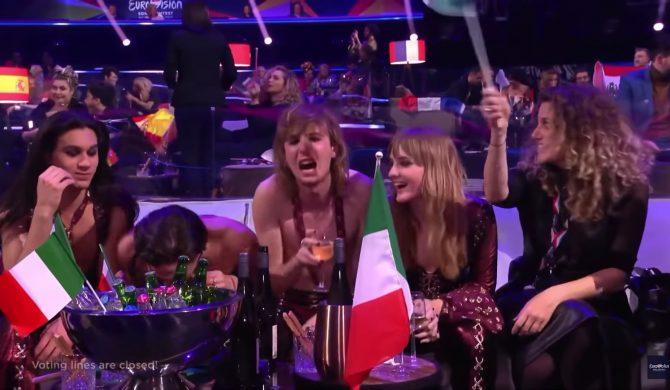 Eurowizja: uczestnik wciągał kokainę na wizji? Grupa komentuje zarzuty