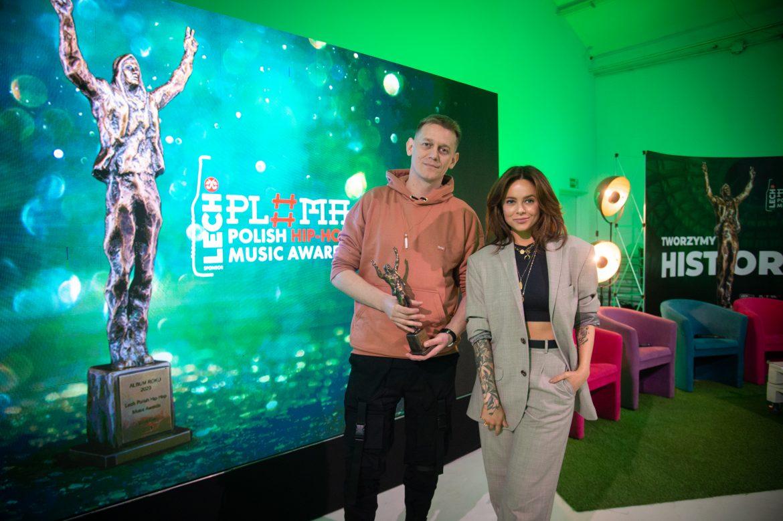 To będzie mocna konkurencja dla Popkillerów – polski rap doczekał się nagród przyznawanych z prawdziwym rozmachem