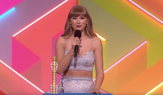 BRIT Awards rozdane. Taylor Swift globalną ikoną, The Weeknd odebrał nagrodę z rąk Michelle Obamy