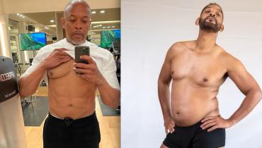 """56-letni Dr. Dre pokazuje """"swoje covidowe ciało"""". Reagują Will Smith, Snoop Dogg i DJ Premier"""