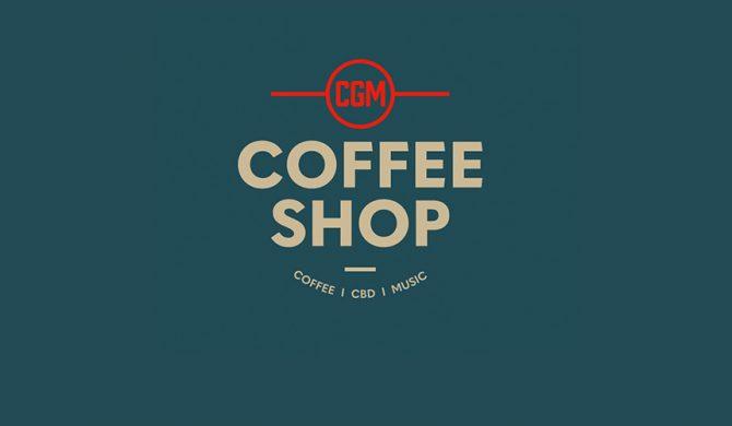CGM COFFEE SHOP – kawa, CBD i muzyka. Właśnie otworzyliśmy sklep!