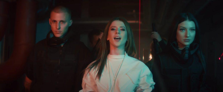 Roxie w nowym singlu i klipie Ekipy