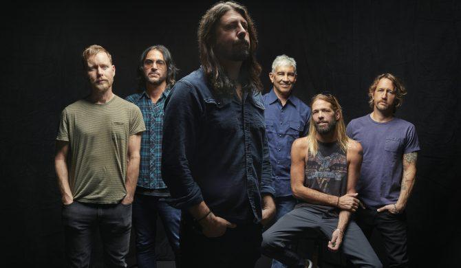 Mark Ronson zmienia brzmienie Foo Fighters