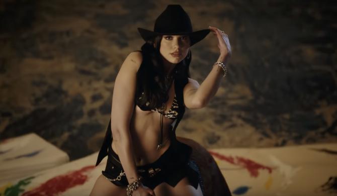 "Dua Lipa prezentuje nowy klip do ""Love Again""!"