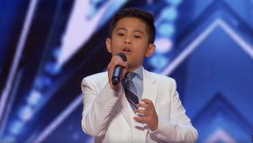 10-letni Peter Rosalita oczarował jury America's Got Talent