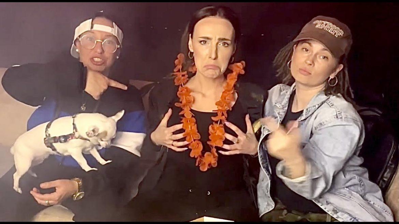 """""""Jaki kraj taka Nicki Minaj"""" – WdoWA, Ryfa Ri i Rena cytują hejterskie komentarze w nowym singlu"""