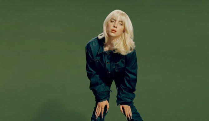 """Billie Eilish z nowym singlem """"NDA"""""""