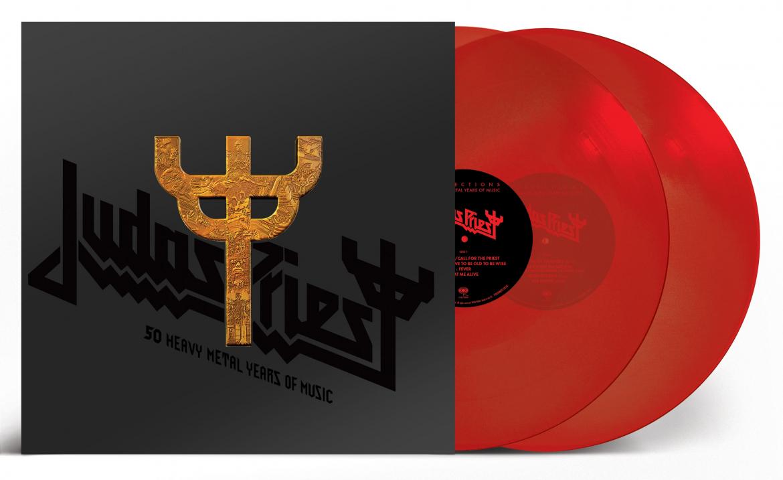 Judas Priest z albumem podsumowującym ich 50-letnią karierę muzyczną