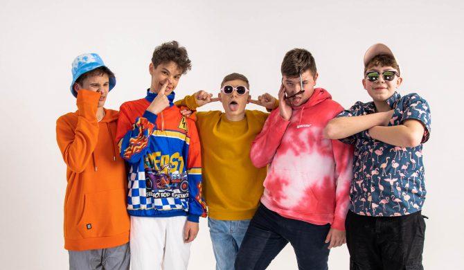 Czajnik, Paździoch, Słonik, Loczek i Słodziak, czyli po prostu Młyn. Sprawdźcie prawdopodobnie najmłodszą grupę rapową w Polsce
