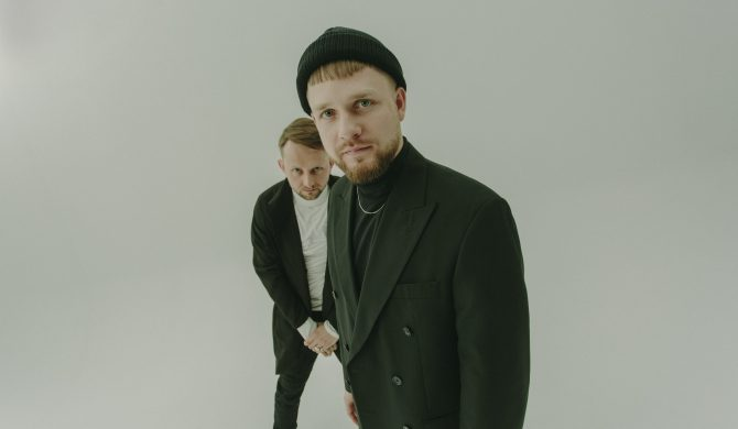 "Martin Lange z singlem ""Kameleon"""