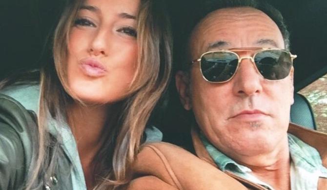 Córka Bruce'a Springsteena wygrała srebro na Igrzyskach Olimpijskich w Tokio