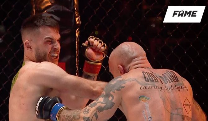 Zobacz walkę Soboty z Filipkiem na Fame MMA