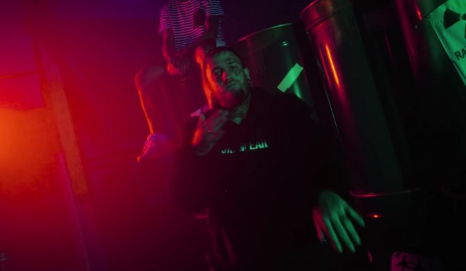 """""""Pyk pyk"""" – Bonson w nowym klipie Magiery"""
