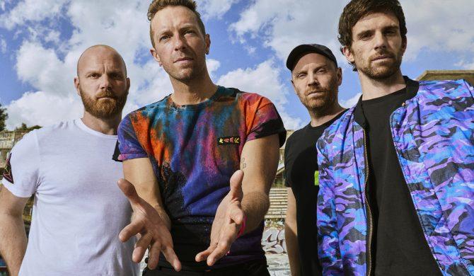 Coldplay wraca do Polski