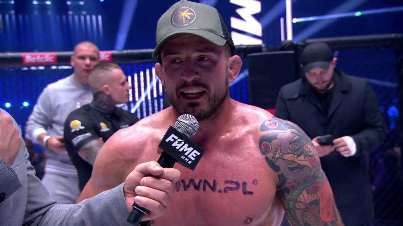 Koncert Maty nie przeszkodził Fame MMA. Kapitalny wynik sprzedaży PPV
