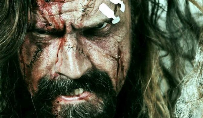 Pracowity Rob Zombie